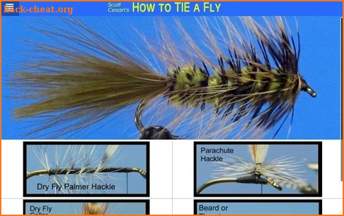 Fly Tying - How to TIE a Fly screenshot