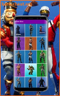 Fortnite Skins for FREE Download | AppAGC screenshot