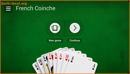 French Coinche screenshot