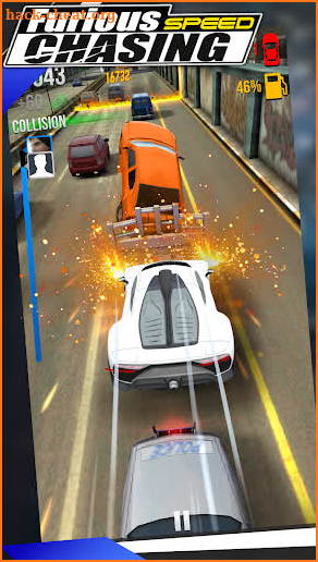 Furious Speed Chasing - Highway car racing game screenshot