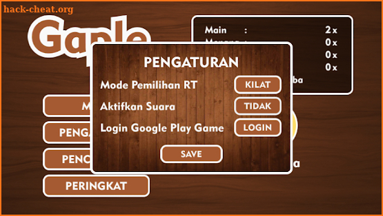 Gaple RT-an : Indonesian Domino Hacks, Tips, Hints and ...