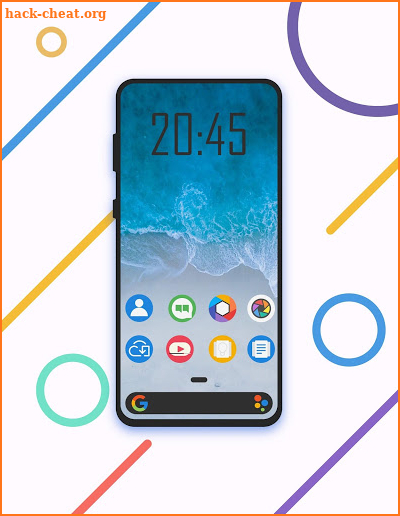 Gento - Q Icon Pack screenshot