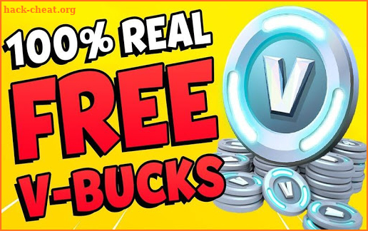 Get Free V Bucks - Vbucks 2K20 screenshot