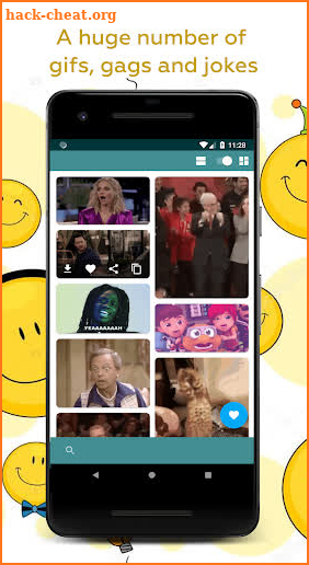 Gifs - memes, gags and pictures in GIF format screenshot
