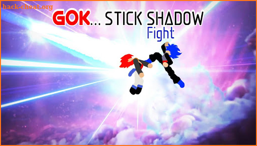 Gok Stickman - God Shadow Fight War screenshot
