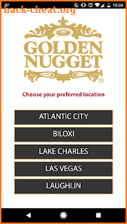 Golden Nugget 24K Select Club screenshot