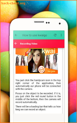 Guide for Kwai – Short Video - Followers tips screenshot