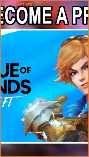 Guide for League of Legends Wild Rift 2020 screenshot
