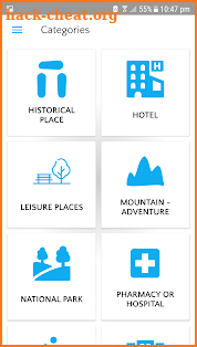 Guide Me  - Real-time Travel Guide App Sri Lanka screenshot