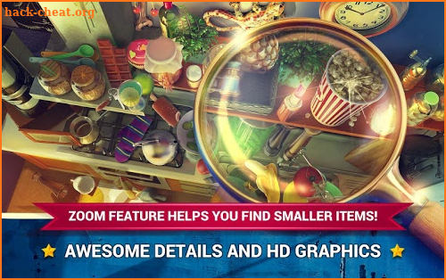 Hidden Objects Messy Kitchen – Cleaning Game screenshot