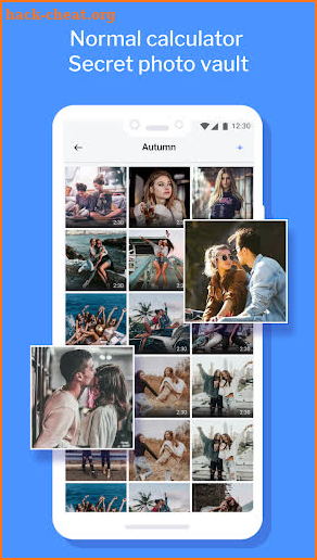 Hide Photos & Videos - Calculator Photo Vault screenshot