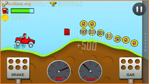 Hill Climb Racin screenshot