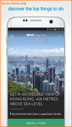 Hong Kong City Travel Guide, Maps & Things To Do screenshot