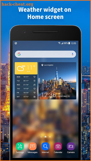 Hourly temperature forecast app Hacks, Tips, Hints and ...