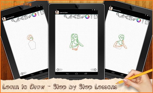 How to Draw Toys Stories screenshot