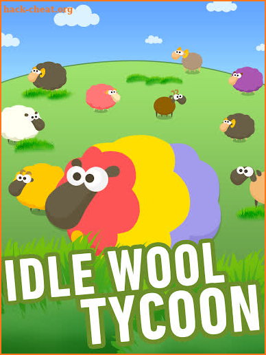 Idle Wool Tycoon screenshot