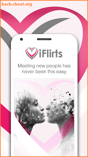 iFlirts – Flirt, Dating & Chatting for Singles screenshot