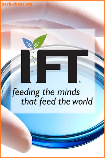 IFT's Annual Event & Food Expo screenshot