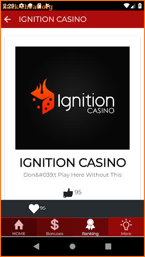 Ignition Poker Cheating