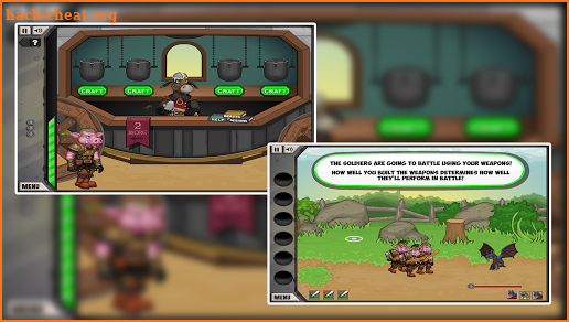 Jacksmith Fun Blacksmith Craft Game Hacks Tips Hints And Cheats Hack Cheat Org