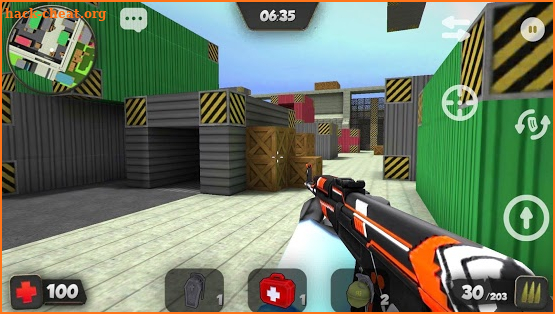 KUBOOM screenshot