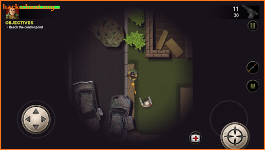 Last Day Survivors ( zombie shooter TDS ) screenshot