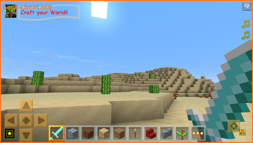 LokiCraft screenshot