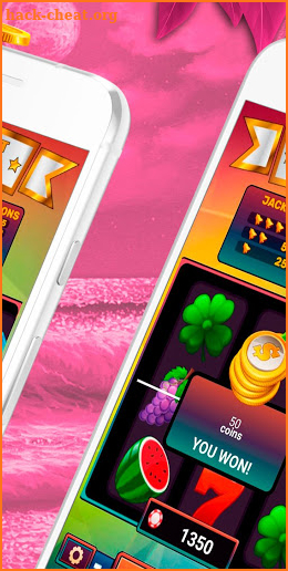 Lucky charm slots screenshot