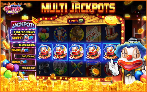 LuckyBomb Casino Slots Hack Cheats and Tips - hack-cheat.org