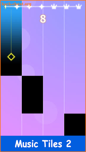 Magic Piano Music Tiles 2 screenshot
