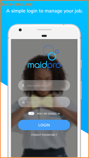 MaidPro Go screenshot