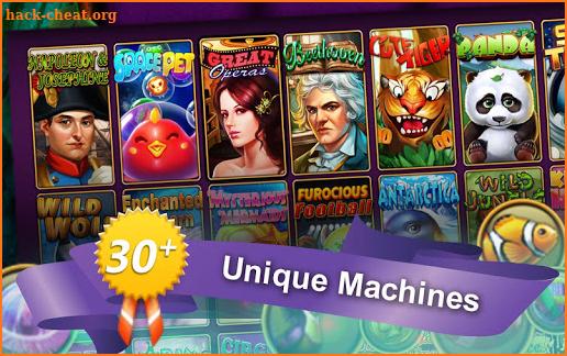 Mega win casino free slots cleopatra