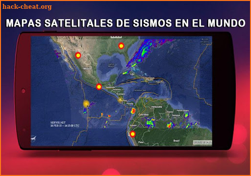Monitor de Sismos y Cámaras en vivo screenshot