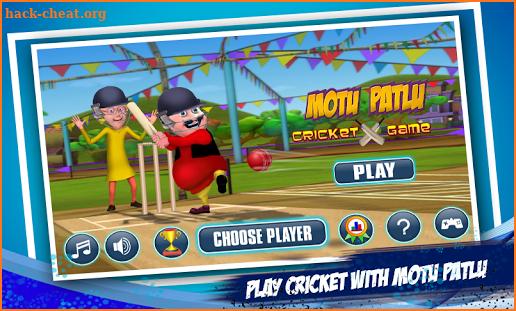 Motu Patlu Cricket Game Hacks, Tips, Hints and Cheats | hack-cheat.org