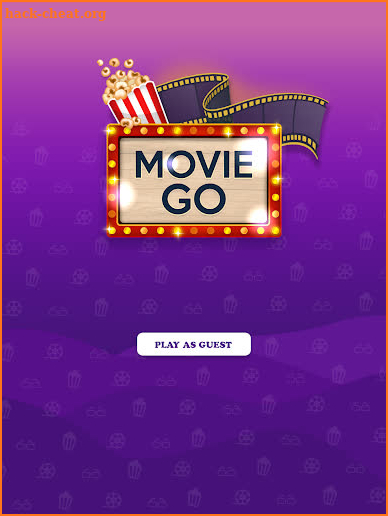 MovieGO - Movie Trivia Game screenshot