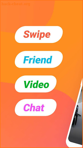 MuMu: Popular random chat with new people screenshot