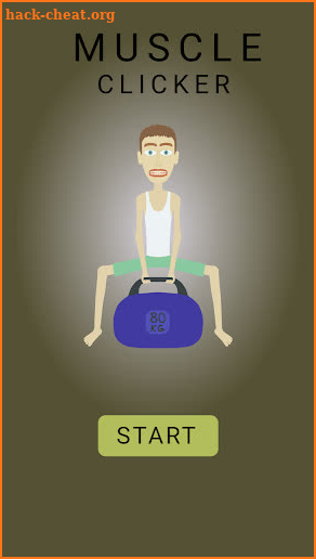 Muscle clicker: Gym game screenshot