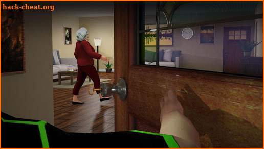 My Scary Teacher: Haunted House Games screenshot