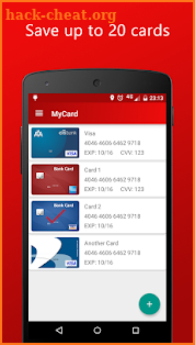 MyCard - NFC Payment Hack Cheats and Tips | hack-cheat org
