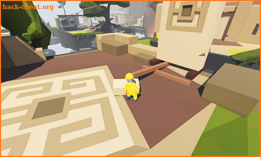 New Human Fall Flat Walkthrough screenshot