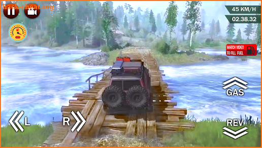 Offroad Xtreme 4X4 Rally Racing Driver screenshot