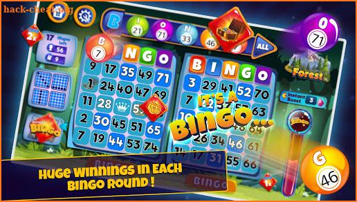Online Bingo Hall