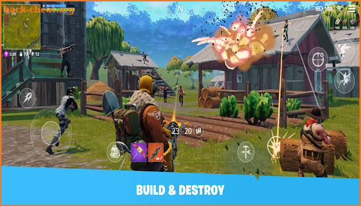 |Fortnite Mobiles screenshot