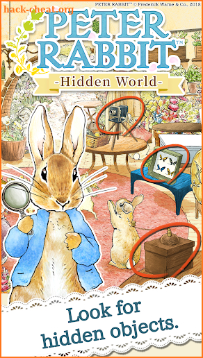 Peter Rabbit -Hidden World- screenshot