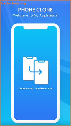 Phone Clone: Transfer data to new phone screenshot