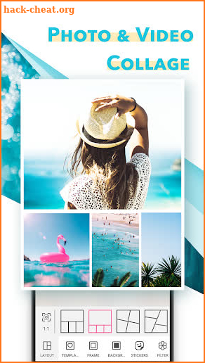 Photo Editor Free - Collage Maker, Filter Effects screenshot