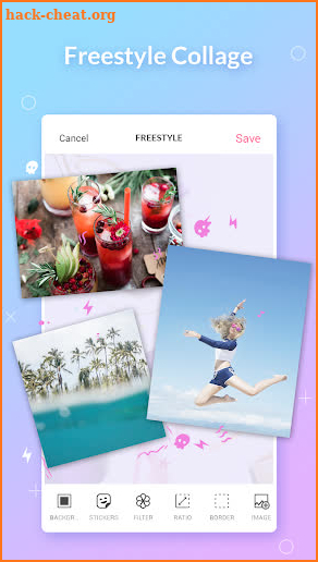 Photo Editor: Pic Collage screenshot