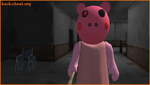 Piggy Escape Roblx Granny Mod screenshot
