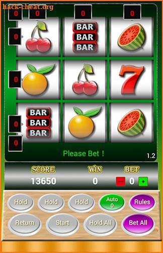 Slot Machine Hacker App