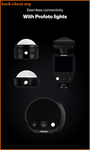 Profoto Camera (Beta) screenshot